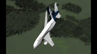 Самая загадочная авиакатастрофа! Неисправность или самоубийство
