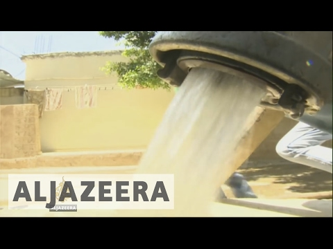 Shortage forces Palestinians to resort to water rationing
