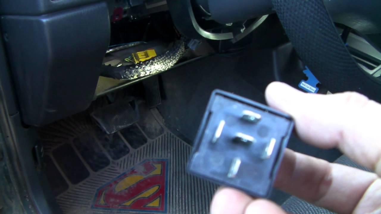 1998 Jeep Wrangler Tj Wiring Diagram House Light Switch Australia Change A Blinker Fuse On 2000 Cherokee - Youtube