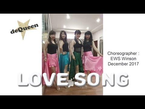 Love Song - Line Dance