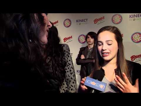 Mary Matilyn Mouser Talks 'Frenemies' at Popstar 12 in '12 Party