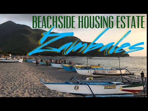 Beachfront Houses in Zambales Philippines