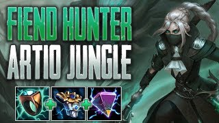 SMITE Conquest - Artio Jungle | Why Does This Work?