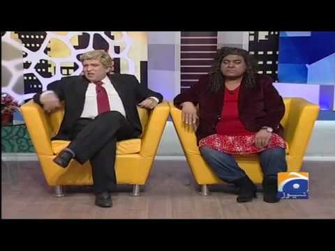 Khabarnaak - 14-January-2018 - Geo News