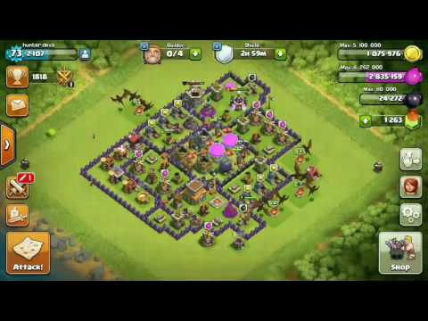 clash of clans hack without root very easy  2016