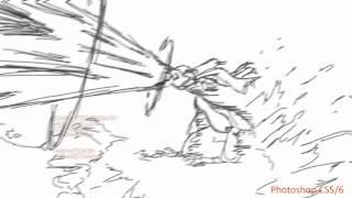 Flash and Photoshop Animation Compilation
