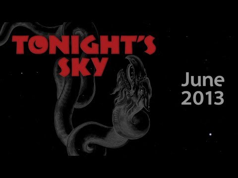Tonight's Sky: June 2013