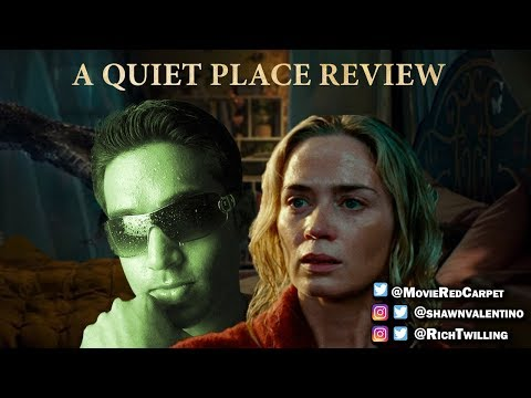 A Quiet Place Review - RED CARPET MOVIE REVIEWS