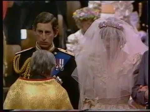 charles diana the royal wedding 1981 youtube charles diana the royal wedding 1981