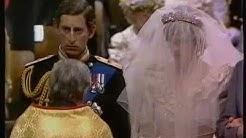 Charles & Diana ~ The Royal Wedding 1981