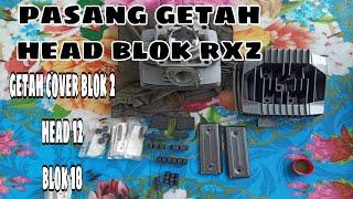 Download Yamaha RXZ-Pasang getah head blok rxz (kedudukan semua getah yang betul)
