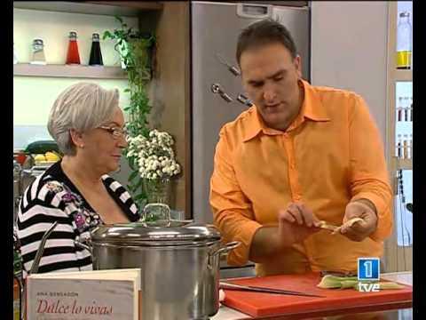 Vamos A Cocinar   Vamos A Cocinar Con Jose Andres Cocina Sefardita Ensaladas Youtube