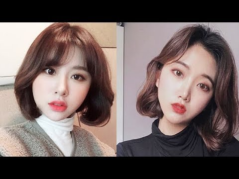 8-easy-&-beautiful-korean-hairstyles-2019-😍-amazing-hair-transformations-|-hair-beauty