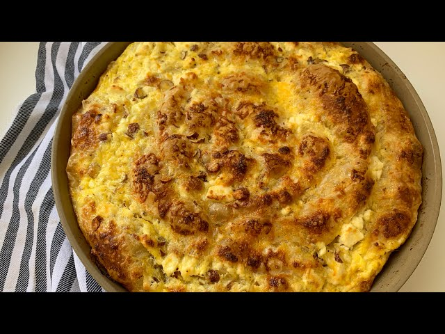 Byrek me Bajame - Almond Pie