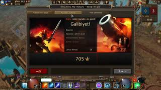 Drakensang Online KaraPanter - Master Mage 5v5 Pvp