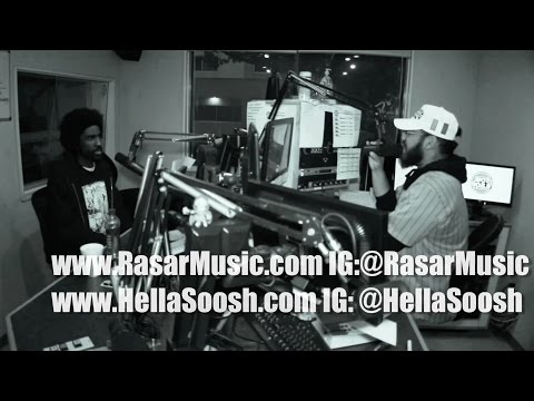 [Full Video] Rasar Interviewed by Soosh*E! at Hot 103.5 (Sacramento)