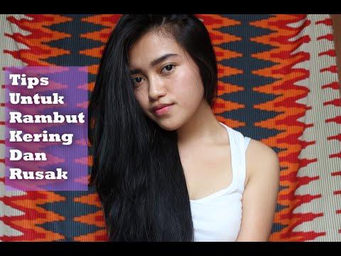 Tips Mengatasi Rambut Rusak Kering Indira Kalistha Youtube