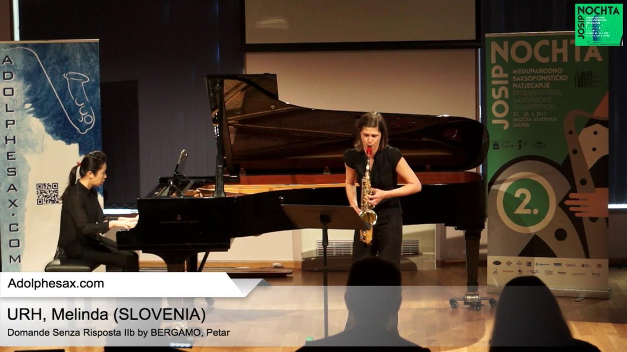 Domande senza risposta IIb by Petar Bergamo – URH, Melinda (Slovenia)