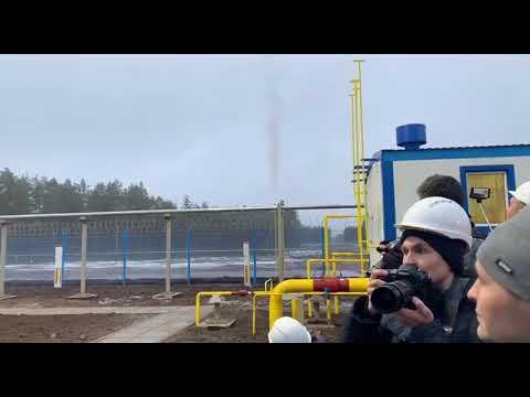 47news: Открытие ГРС Приозерск