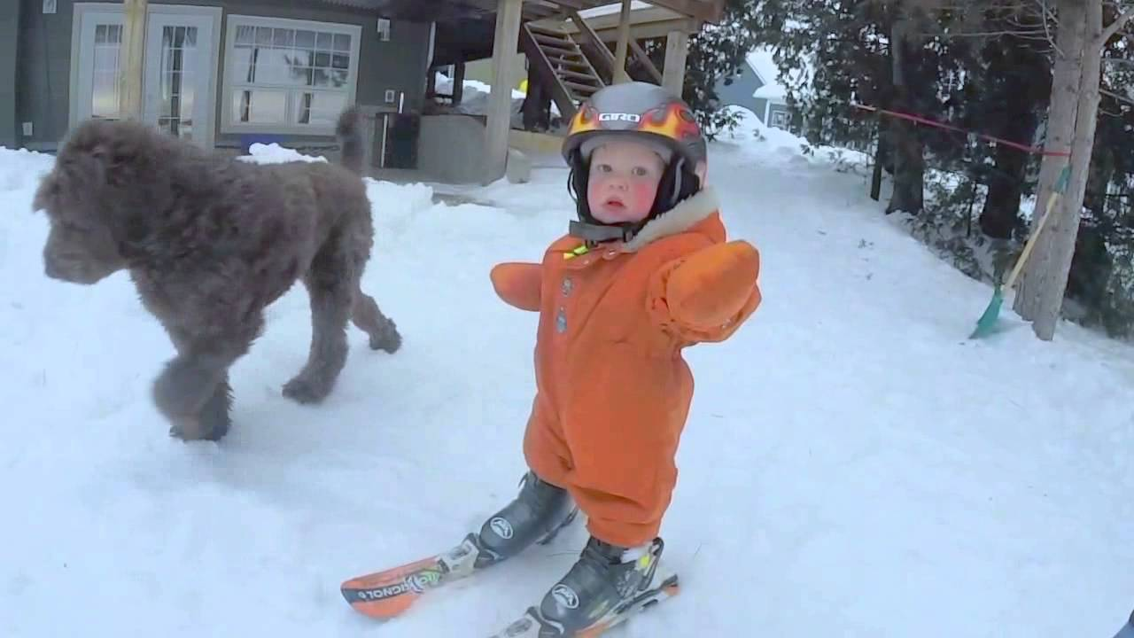 How Soon Can My Children Start to Ski ...