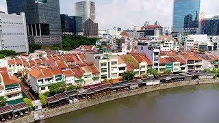 星期二特写   一座山 一条河  第2集: 新加坡河(上)