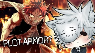 Is Plot Armor In Anime A Bad Thing?