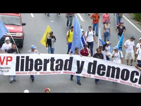 Venezuela - Caracas protests, November 26, 2016