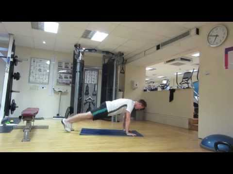 Simple Home Glute Exercises For Golf