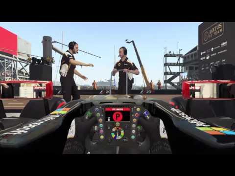 F1 2015 Master Cup Monaco