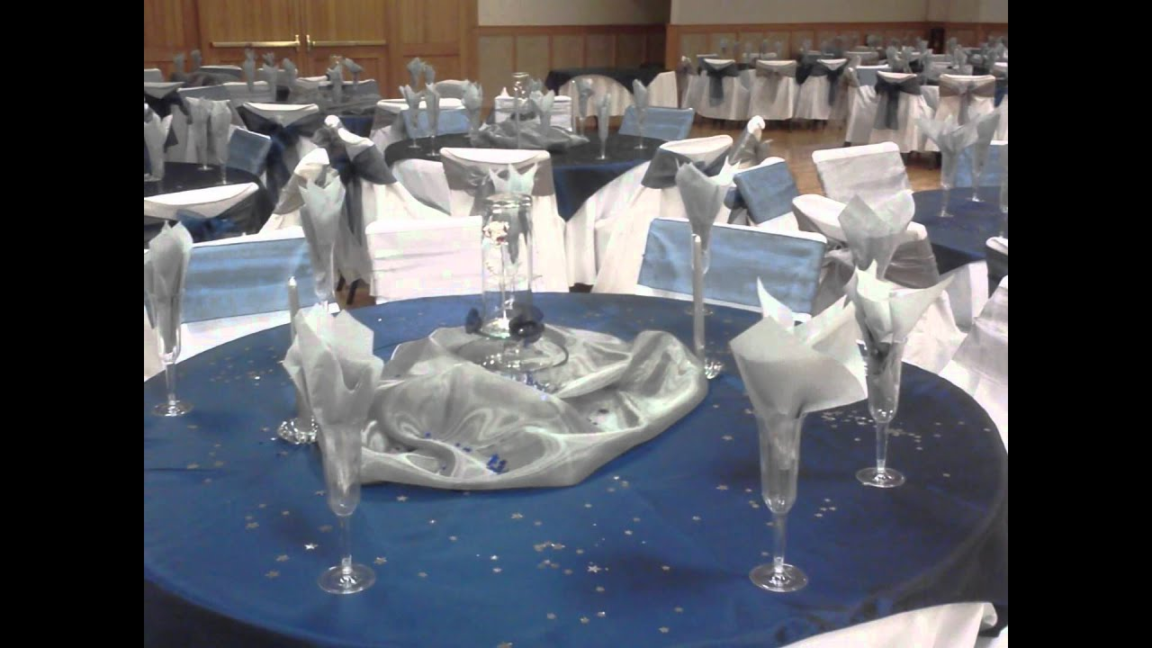 Navy blue decorations my web value stephanie quince in navy blue with gray junglespirit Choice Image