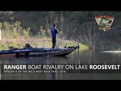 WWBT E6 2016 Ranger Boat Rivalry on Lake Roosevelt