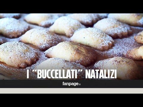 Dolci Siciliani Di Natale.A Natale Il Dolce Tipico Dei Siciliani E Il Buccellato