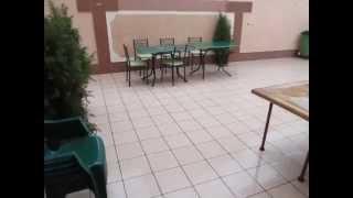 Четырехкомнатный дом в Евпатории по Симферопольской. Двор(, 2013-10-30T09:46:12.000Z)