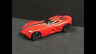 Hot Wheels Velocita Review 1:64
