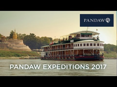 Pandaw River Expeditions 2017