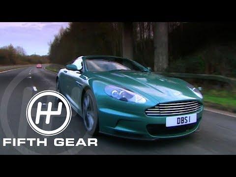 Fifth Gear: Aston Martin DBS Automatic Tech Tronic #TBT