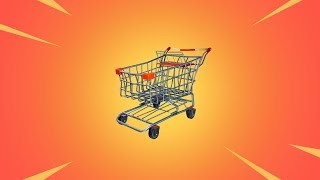 Bug ASSURDO WITH THE CARRELLO!! Fortnite Battle Royale