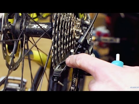 How To Tune & Maintain Your Bike Gears With Dan Atherton