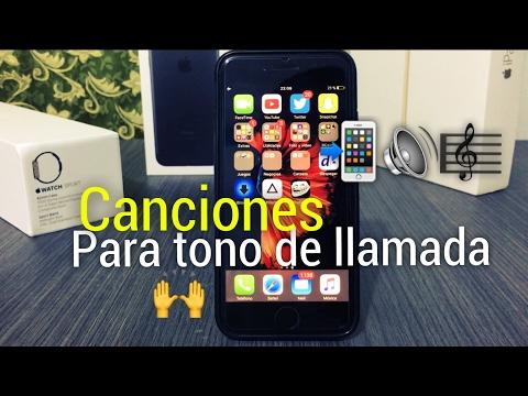 CANCIONES COMO TONO DE LLAMADA DEL IPHONE - FACIL!!!