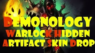 Demonology Warlock Hidden Artifact Skin Quest - Visage of the First Wakener Completed & DONE!