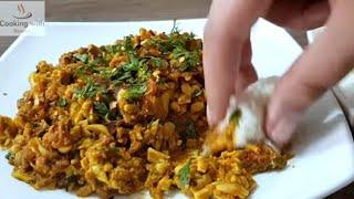 Egg Bhurji Recipe ll Anda Bhurji ll English Subtitles ll Cooking with Benazir