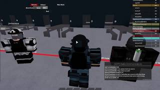,,a bit of testing,, Area-02 SCP RP Roblox