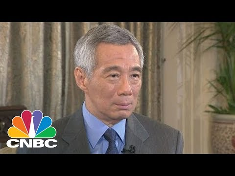Singapore PM Lee Hsien Loong: It's Never Easy To Be A Small Country Next To A Big Neighbor | CNBC