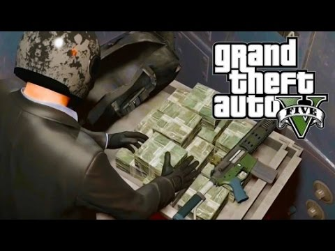 GTA 5 EARN FREE MONEY FAST  {Every 100 Subs} LIVE
