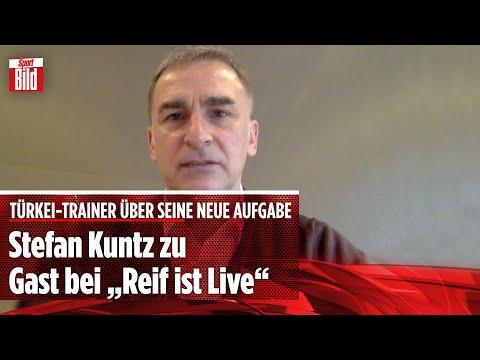 Kuntz verrät: So entstand der Türkei-Job   Reif ist Live