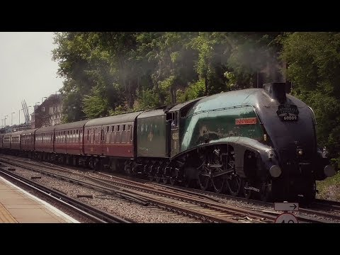 """60009 'Union of South Africa' - """"The Cathedrals Express"""" - 18/07/2017"""