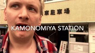 Commuting to work in Tokyo. My journey from Odawara to Roppongi, Tokyo.