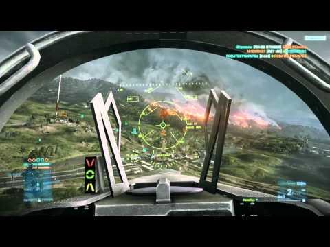 BATTLEFIELD 3 - Frontera con el Caspio (Gamescom 2011) [HD 1080]
