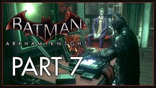 Batman Arkham Knight Walkthrough (Hard) Part 7: Opening The Bridges
