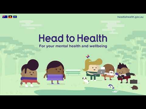 Head to Health Animation
